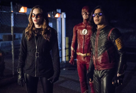 Flash: sezon 4, odcinki 21-22 – recenzja