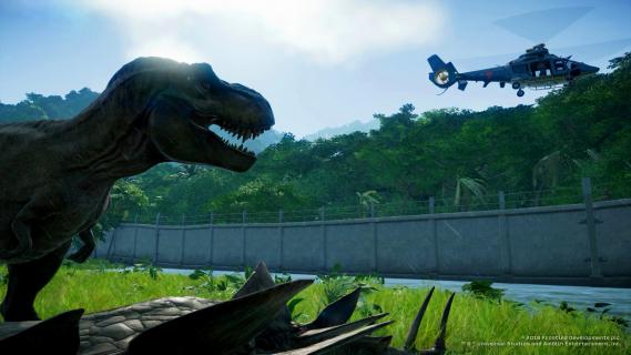 Park pełen wrażeń. Nowe wideo z Jurassic World Evolution