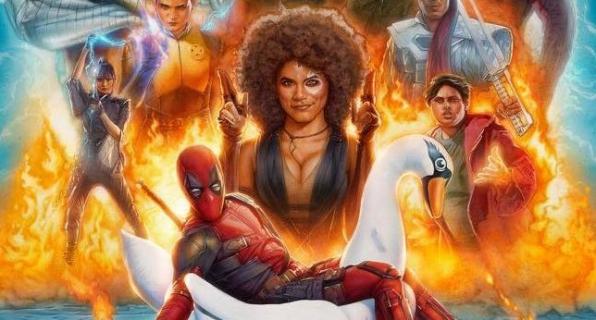 Box Office: Deadpool 2 wygrywa. Wynik słabszy od poprzedniej części