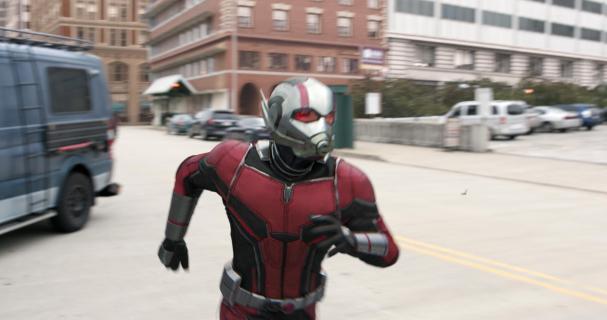 Tak zarabia Marvel. Ant-Man i Osa – czwartkowy box office lepszy niż Doktora Strange'a