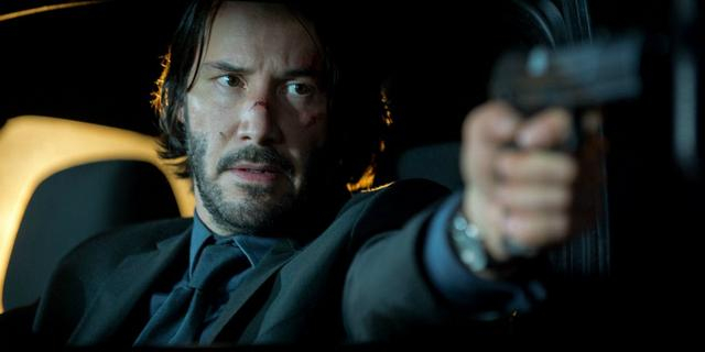 Nowe zdjęcie z filmu John Wick 3. Keanu Reeves rusza w pościg
