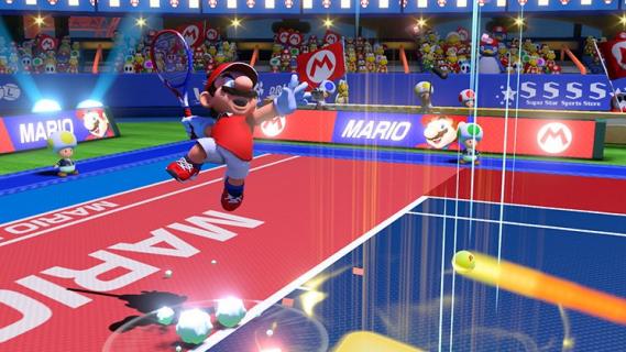 Fabuła i pojedynki z bossami. Tak wygląda kampania w Mario Tennis Aces