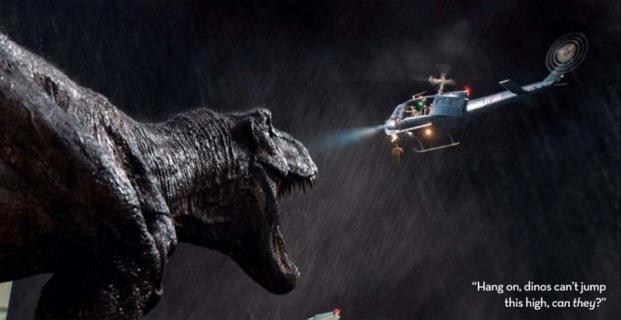 Są pierwsze opinie o filmie Jurassic World: Upadłe królestwo