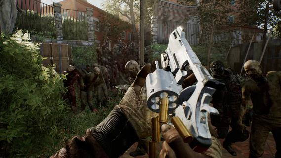OVERKILL's The Walking Dead – niejasna sytuacja konsolowego portu gry
