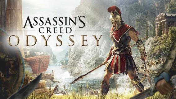 Aktorski zwiastun Assassin's Creed: Odyssey tylko dla dorosłych