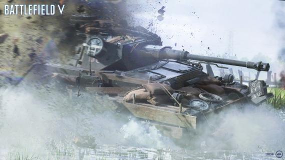 Wpadka EA. Tryb Operacje w Battlefield V jednak w dniu premiery