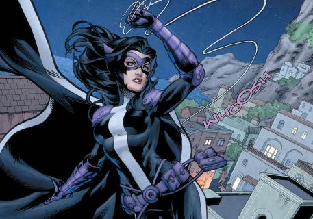PLOTKA: Huntress obok Harley Quinn w filmie Birds of Prey?