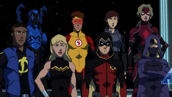 Young Justice: Outsiders – nowy zwiastun 3. sezonu serialu o młodych herosach DC