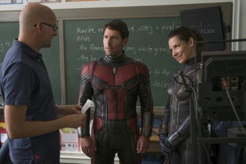 Są pierwsze opinie o filmie Ant-Man i Osa. Czy jest związek z Avengers 4?