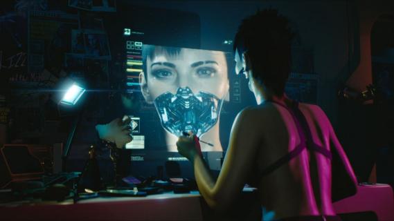 Cyberpunk 2077: Duży otwarty świat, psy i koty. Co odróżnia grę od Wiedźmina 3?