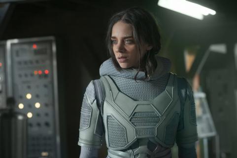 Gwiazda Killjoys zagrała w filmie Ant-Man i Osa dzięki pomocy Spielberga