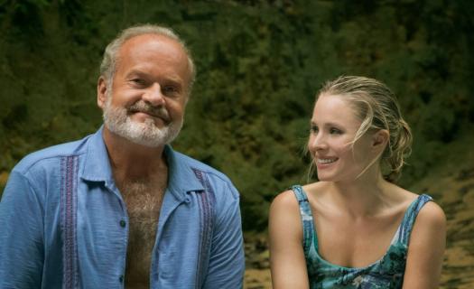 Kristen Bell i Seth Rogen w komedii Netflixa. Zwiastun Like Father