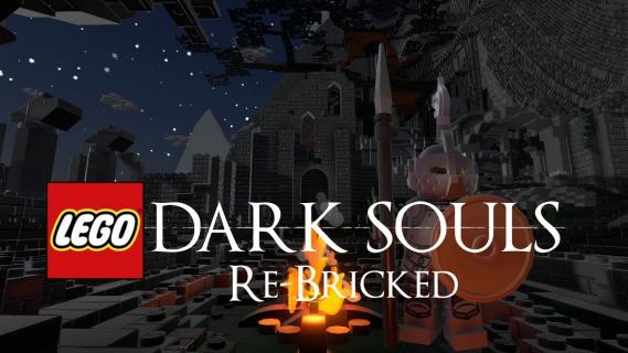 LEGO: Dark Souls. Zobaczcie świetne fanowskie wideo