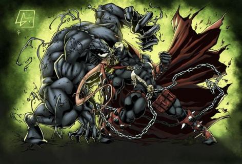 Spawn i Venom w jednym filmie? Todd McFarlane twierdzi, że to możliwe