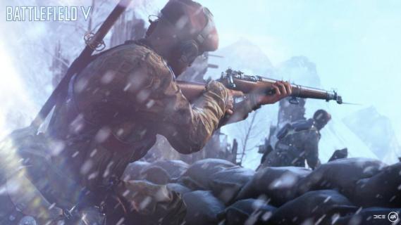 Battlefield V: EA rozczarowane sprzedażą gry