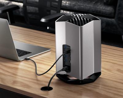 Dzięki Blackmagic eGPU MacBook sprawdzi się w grach