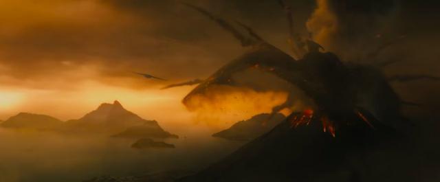 Godzilla 2 – oto potwory z filmu. Zobacz zdjęcia modeli