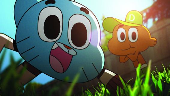 Niesamowity świat Gumballa oddaje hołd anime Cowboy Bebop. Zobacz wideo