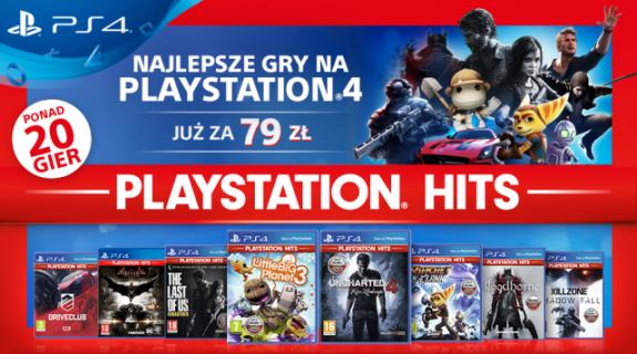 Kolekcja PlayStation Hits rozszerzy się o nowe tytuły