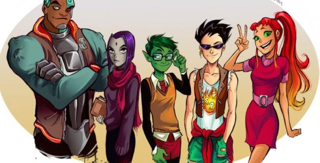 Bohaterowie seriali animowanych wybierają się na studia. Zobacz galerię