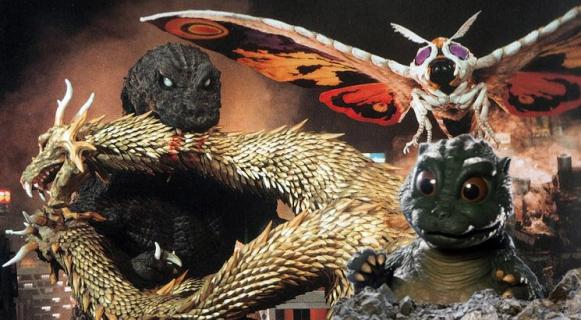 Wielki Kondor nadciąga! Godzilla – poznaj inne potwory z uniwersum