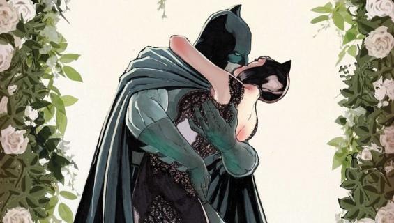Szokujący ślub. Komiksowy Batman złamany emocjonalnie przez [SPOILER]