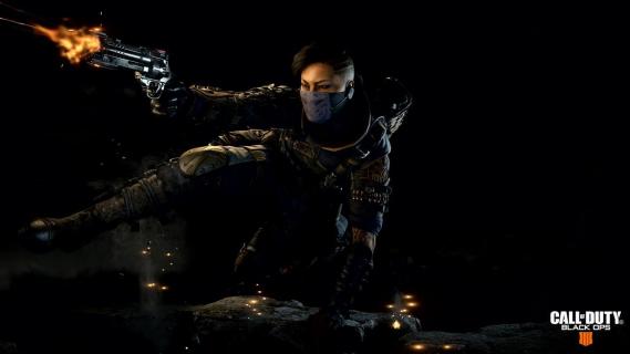 Call of Duty: Black Ops 4 – tryb Battle Royale tylko dla 60 graczy?