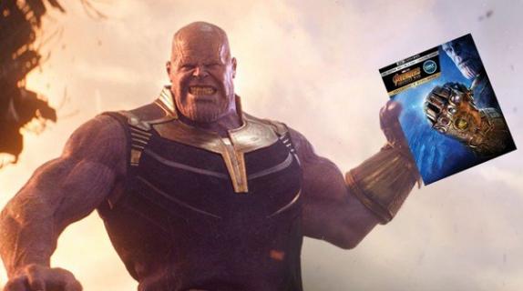 Chcieliście, to macie. Avengers: Wojna bez granic – lista i opis scen usuniętych na Blu-rayu