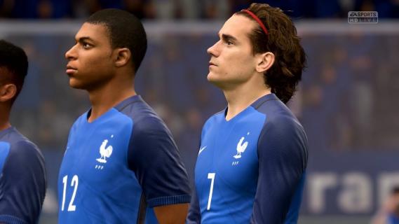 FIFA 18 przewidziała zwycięstwo Francji na tegorocznych Mistrzostwach Świata