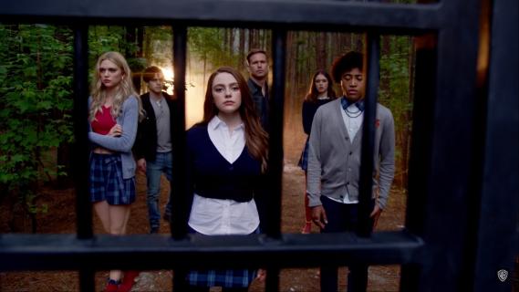 [SDCC 2018] Oto spin-off The Originals. Zwiastun Legacies