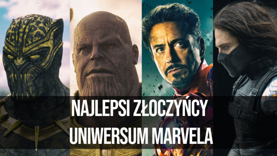 Najlepsi złoczyńcy uniwersum Marvela || naEKRANACH #121