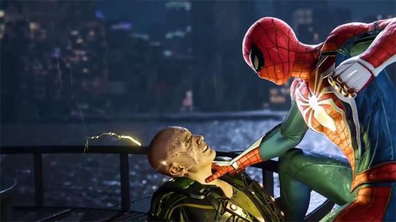 Pajączek przemówi po polsku. Oto zwiastun gry Spider-Man z dubbingiem