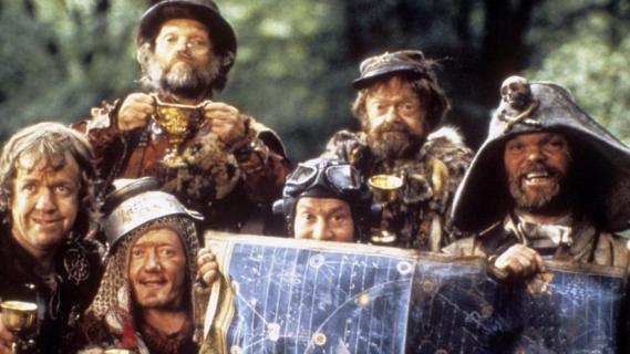 Apple stworzy serialową wersję filmu Bandyci czasu Terry'ego Gilliama
