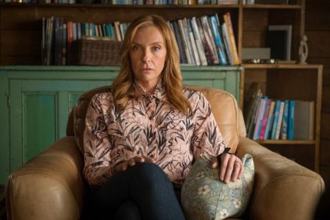 Wanderlust – zwiastun serialu Netflixa. Toni Collette jako terapeutka