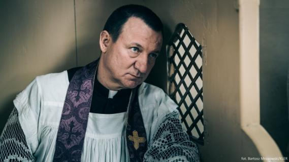 Wesele 2 - zdjęcia z planu nowego filmu Smarzowskiego. Kulesza i Więckiewicz w obsadzie