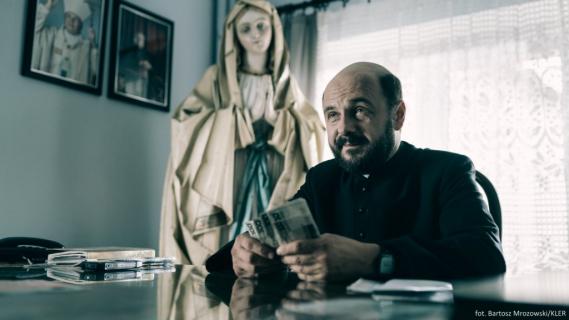 Kler – recenzja filmu [43. Festiwal Polskich Filmów Fabularnych w Gdyni]