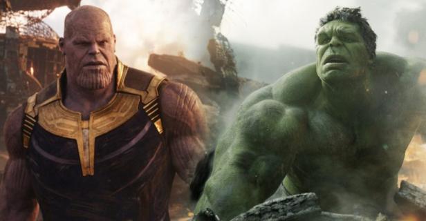Avengers: Wojna bez granic – czy Thanos na pewno budzi strach w Hulku?