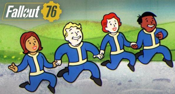 Fallout 76: Klimatyczne wideo wyjaśnia działanie rozgrywki wieloosobowej