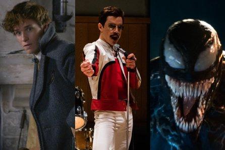 Na który film jesieni czekacie najbardziej? W USA Venom jest w czołówce