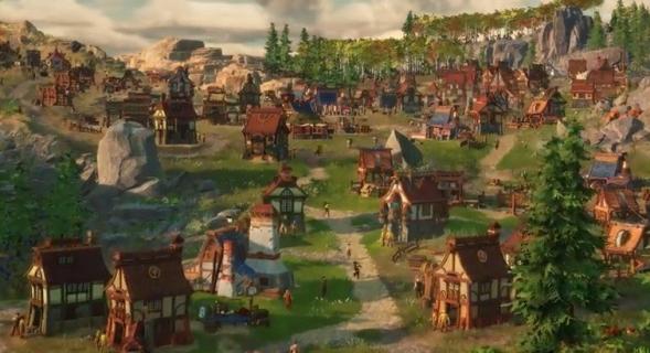 Kultowi osadnicy powracają. Zapowiedziano nową odsłonę serii Settlers