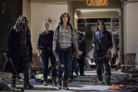 The Walking Dead – nowy klip zapowiada powrót Negana