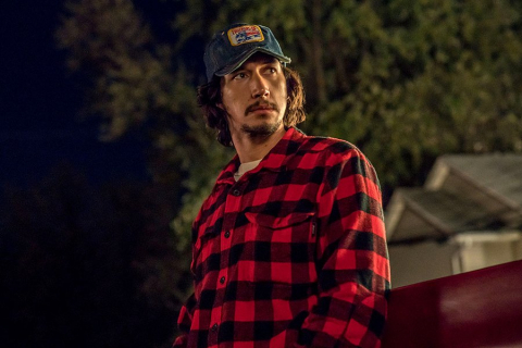 Yankee Comandante - Adam Driver z główną rolą w filmie Jeffa Nicholsa