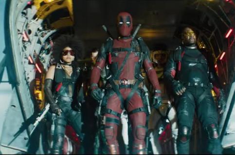 Deadpool 2 - szkice koncepcyjne ujawniają inny wygląd członków X-Force