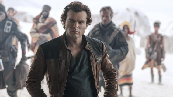 Nowy wspaniały świat - był Hanem Solo, teraz został gwiazdą serialu NBCU