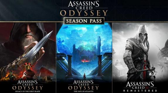 Odświeżone Assassin's Creed 3 w przepustce sezonowej do Assassin's Creed Odyssey