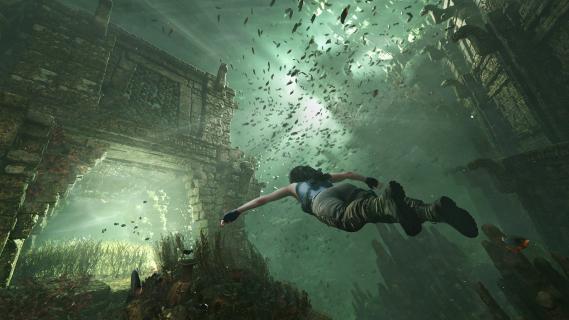 Premierowy zwiastun Shadow of the Tomb Raider