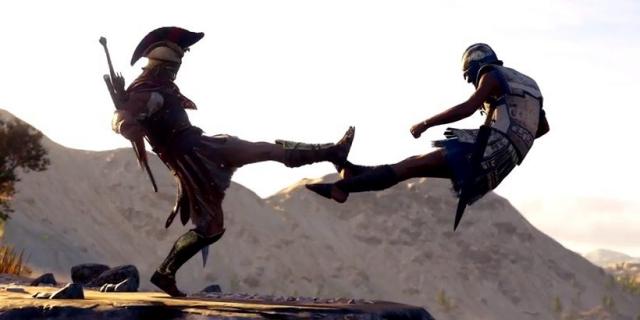 Wybory i ich konsekwencje. Zobacz nowy zwiastun Assassin's Creed: Odyssey