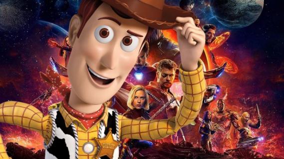 Tim Allen porównuje Toy Story 4 do filmu Avengers: Wojna bez granic