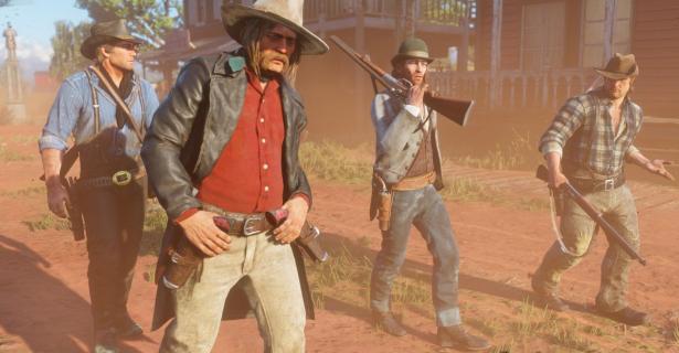Red Dead Redemption 2 prawie jak Westworld. NPC stanął w obronie gracza