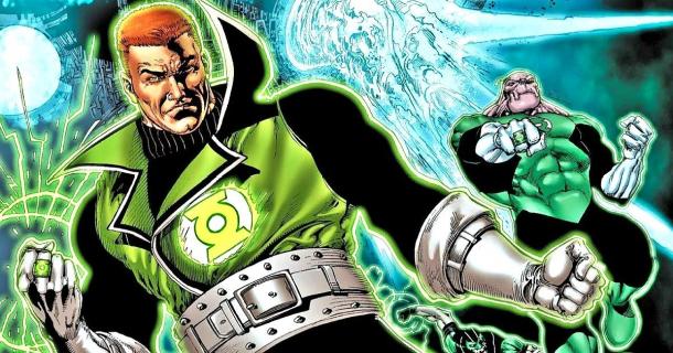 Green Lantern Corps – Guy Gardner pojawi się w produkcji?